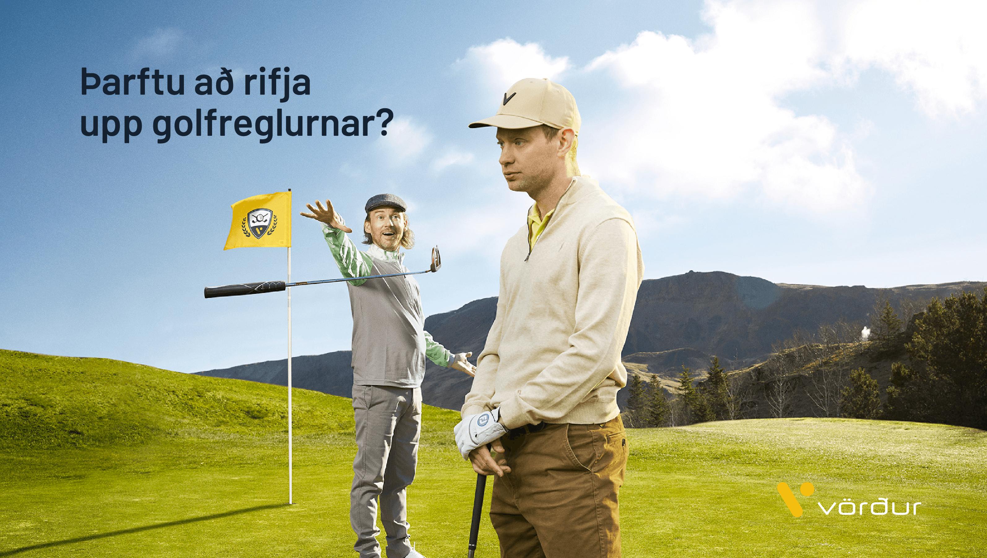 Regluvörður 2021
